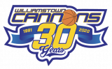 willy-cannons-30-years-of-participation-celebration-logo